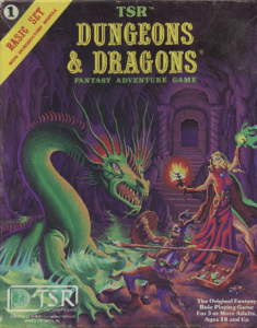My First Game of Dungeons & Dragons… Sort-Of!